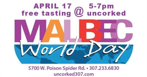 Malbec World Day Tasting!