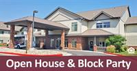 Open House & Block Party at Primrose Retirement