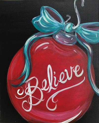 Believe at Artisan Alley