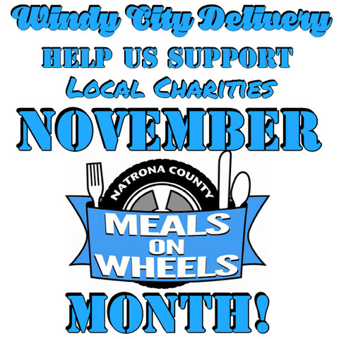 November is Meals On Wheels Month