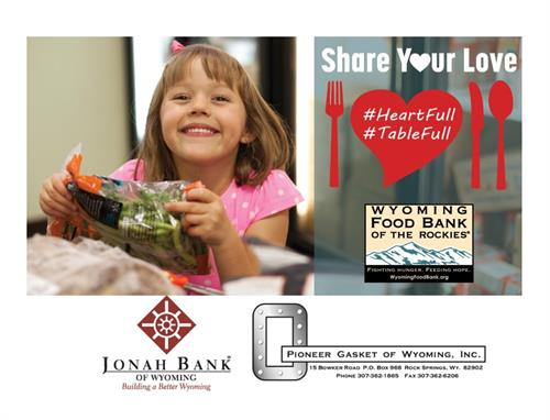 #HeartFull #TableFull - State-wide online food drive