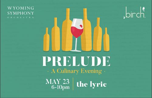 Prelude: A Culinary Evening