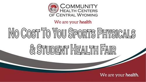 No Cost To You Sports Physicals