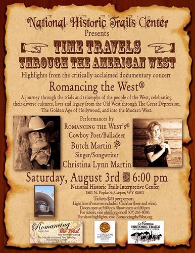 Time Travels Through the American West!