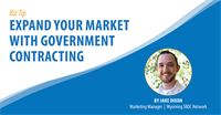 Expand Your Market With Government Contracting