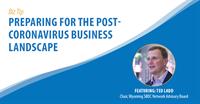 WY Biz Tip - Preparing for the Post-Coronavirus Business Landscape