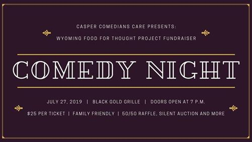 Food for Thought Comedy Fundraiser