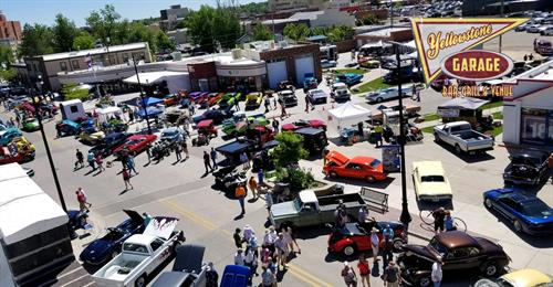 Annual Cruizin' With The Oldies Memorial Weekend Car Show