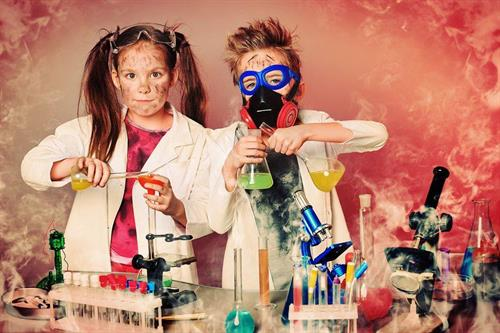 Science Zone's Homeschool Science!