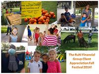 The Ruhl Financial Group's Client Appreciation Fall Festival 2014