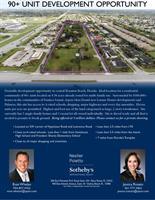 Featured listing 2015, 10 acre Development Opportunity Boynton Beach
