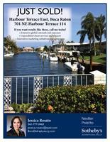 Sold in Boca Raton, Florida