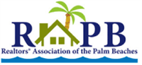 Member of the Realtors Association of the Palm Beaches