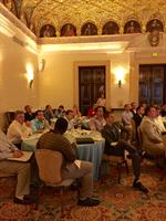 Chpater meeting 4-2-15 at The Breakers