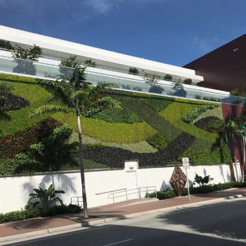GSky® Pro Wall® | IPIC Theater in Delray Beach, FL