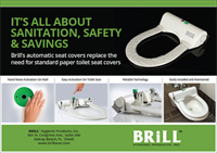 Brill Hygienic Products Inc. & Tube Technology - EZ Shelf