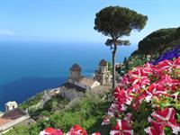 The beautiful Amalfi Coast!
