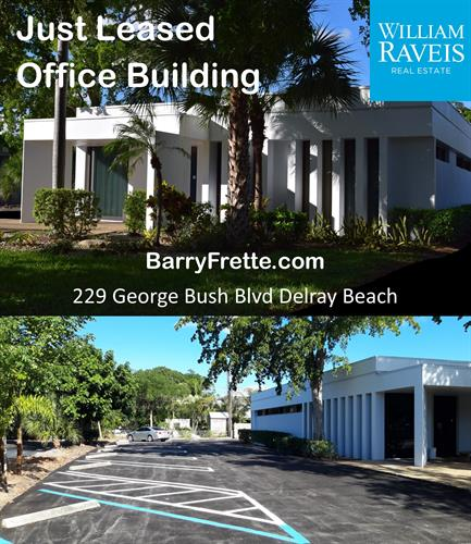 Leased in East Delray Beach