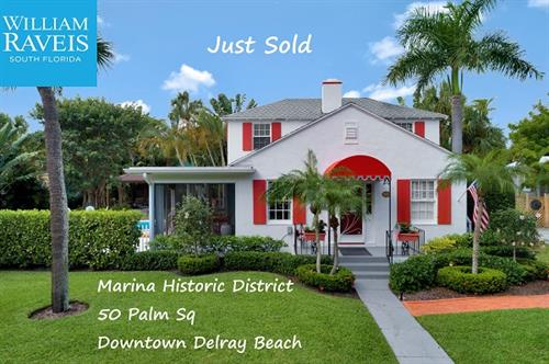 Sold in Marina Historic District