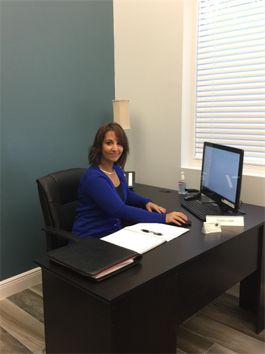Hasna Jabr-Director of Operations