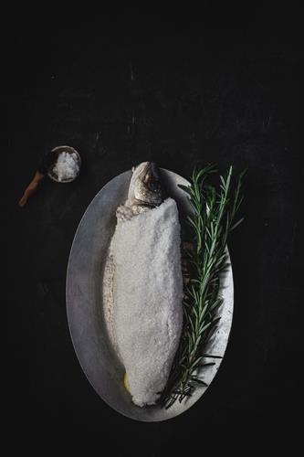Our Best Seller: Salt Crusted Branzino