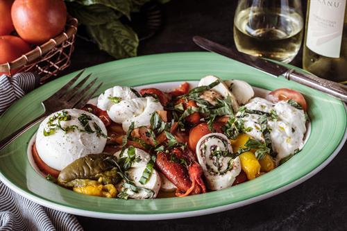 Home-made Mozzarella Grand Tasting