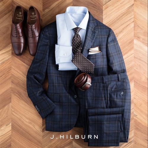 Personally curated wardrobe