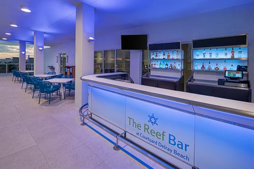 The Reef Pool Bar