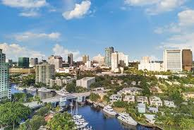 Beautiful Fort Lauderdale where we opened our 4th office location in July 2019