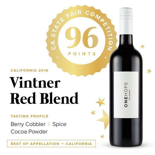 Award Winning RED Blend