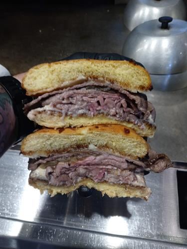 French Dip Special