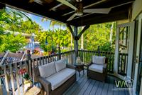 From the Balcony of our Luxury Villas