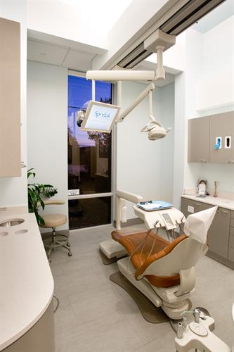 State-of-the-art dental suites