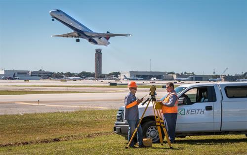 KEITH Aviation Survey