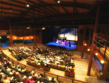Discover Door County's theatrical treasure and relish in the Peninsula Players Experience!