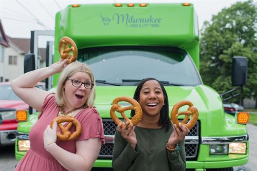 Tours are a fun way to get to know Milwaukee - and delicious too!