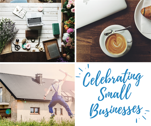 Celebrating Small Businesses at SBDC!