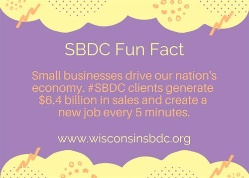 SBDC Fact #!