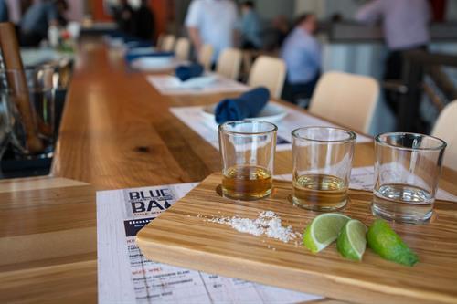 Blue Bat Kitchen - Tequila Flight