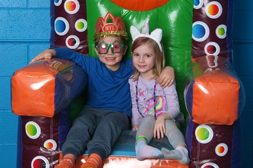 Birthday parties for kids from 1 to 101!