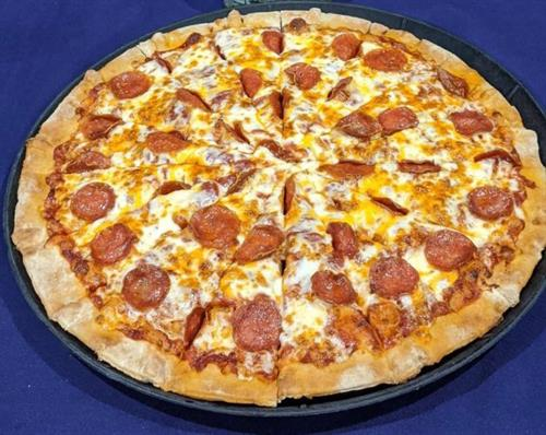 Amazing pizza made just for you!