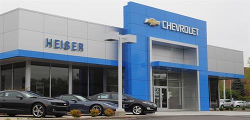Heiser Chevrolet - West Allis