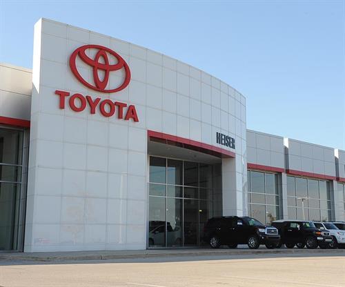 Heiser Toyota - Milwaukee