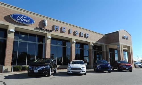 Heiser Ford Lincoln - Glendale