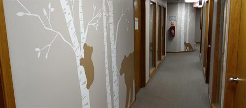 Hallway at FSM