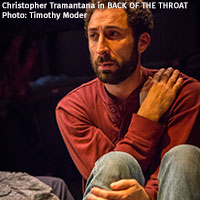 Christopher Tramantana in BACK OF THE THROAT, 2015