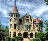 Castle La Crosse 1892 stone mansion