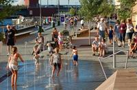 CityDeck Splash Pad