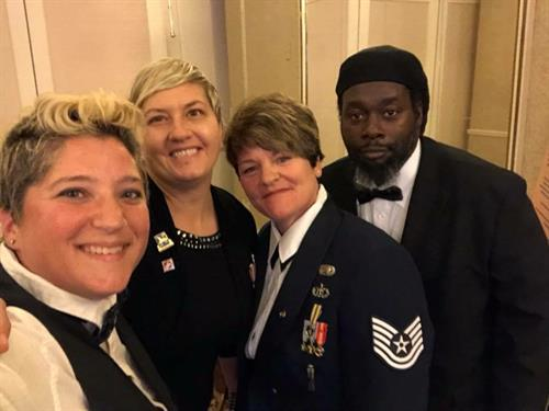 UW-Milwaukee Veterans & Military Ball 2018