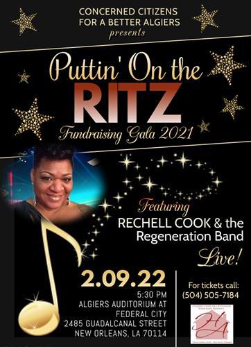 "CCFBA ""Puttin On The Ritz"" 2nd Annual Fundraiser"